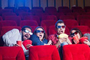 ข้อดีของการไปดูหนังในโรงภาพยนตร์